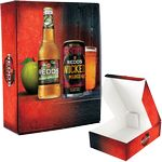 Full Color Shipping & Presentation Box w/ High Gloss Laminate Finish