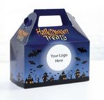 Custom Halloween Donut Box