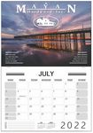 Custom Single Photo Custom Wall Calendars - 11