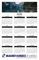 "Poster Calendar/Year At A Glance/Style B (11""x17"")"