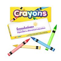 Liqui-Mark® Crayon Box (4 Pack)
