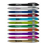Custom Liqui-Mark iWriter Twist Stylus & Combo Pen (Black Ink)