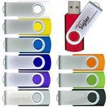 Custom Swivel USB Drive in a Wide Variety of Colors - USB 3.0 - 32 GB
