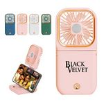Custom Multi-Use Portable Fan, Power Bank, And Phone Holder Comes In 4 Colors - AIR PRICE