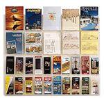 Custom Wall Display Brochure Holder 30 Pocket