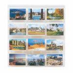 Custom Wall Display Postcard 12 Holder
