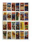 Custom Wall Display 24 Pocket Brochure Holder