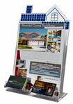 Custom Real Estate Brochure Holder