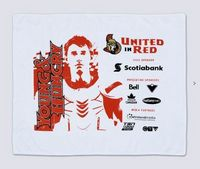"15"" x 18"" Flat Faced Microfiber Rally Towel"