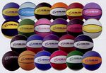 Stock Junior size Rubber Basketball (27
