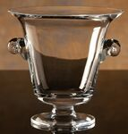 Custom Concord Trophy Ice Bucket. Non-Lead Crystal.