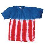 Custom Flag Tie Dye T-Shirt