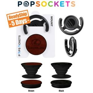 Vegan Leather PopSockets� Mount