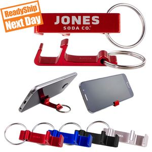 Promotional Key Chains   Rings custom embroidered and screen printed ... af51224fda