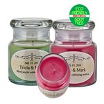 Candles : 5 Oz. Soot-Free Eco-Friendly