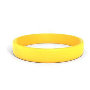 Custom Classic Silicone Wristband