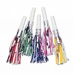 Custom Fringed Trumpets Noise Makers