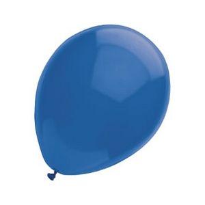 12 Midnight Blue Crystal Balloon