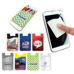 Custom Silicon Smartphone Wallet