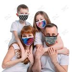 Custom Reusable Sublimation Cooling Face Mask