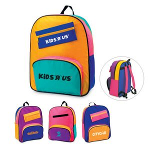 ccbd1c4e36 Children Backpack with pencil pouch - BACKPACKA799 - IdeaStage ...