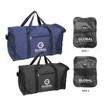 Custom Nylon Foldable Duffle Bag