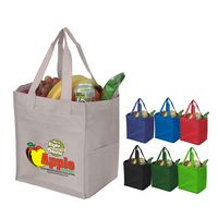 "10"" Eco Grocery Tote"