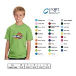 Custom Port And Company?Youth Tagless T-Shirt