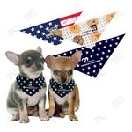 Big Doggy Triangle Bandana
