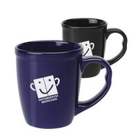 15 oz. Ceramic Bistro Mugs