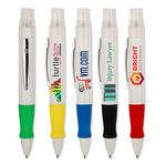 Full Color 2 in 1 Hand Sanitizer w/ Pen Combo