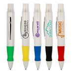 Custom 2 in 1 Hand Sanitizer w/ Pen Combo