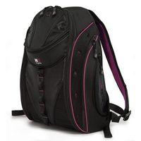 Express Backpack 2.0 - Black/Lavender