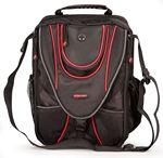 Custom Mini Messenger - Black/Red