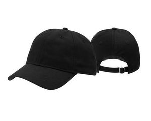 d0077c102a220 Low Profile Unstructured Chino Twill Cap w  Contrast Under Visor - 1440 -  IdeaStage Promotional Products