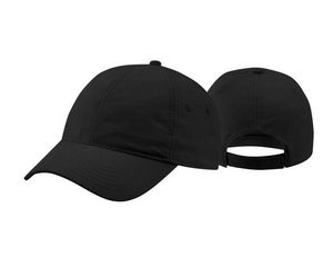 4148b9dd7ca Low Profile Unstructured Waterproof Nylon Cap w  Velcro Closure - 1490 -  IdeaStage Promotional Products