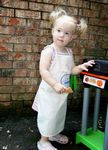 Custom 100 percent Cotton Youth Bib Apron