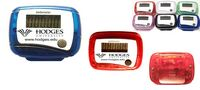 Single Function Pedometer with Large Screen