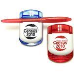 Custom Jumbo Size Magnetic Memo Clip with Pen Holder