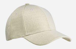 Custom Structured Hemp Baseball Hat