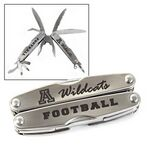 Custom Stainless Steel 10 Function Multi-Tool - w/ Pouch
