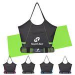 Custom Yoga Bag with Yoga Mat