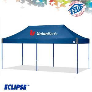 Eclipse 10 x 20 Color Imprint Professional Tent w/ Steel Frame