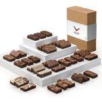 Custom Fairytale Brownies Custom Sprites 36 in Kraft Gift Box
