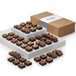 Custom Fairytale Brownies Custom Magic Morsels 48 in Kraft Gift Box