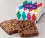 Custom Birthday Occasion 2 Brownie Favor