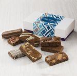 Custom Fairytale Brownie Thank You 8-Sprites Favor In White/ Purple Box