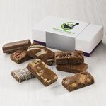 Custom Fairytale Brownie Custom 8-Sprite Favor in White/ Purple Box (Full Color)