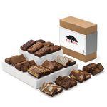 Custom Fairytale Brownies Custom Sprites 24 in Kraft Gift Box
