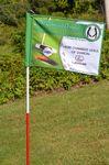 Custom Windless Double Sided Golf Pin Flag